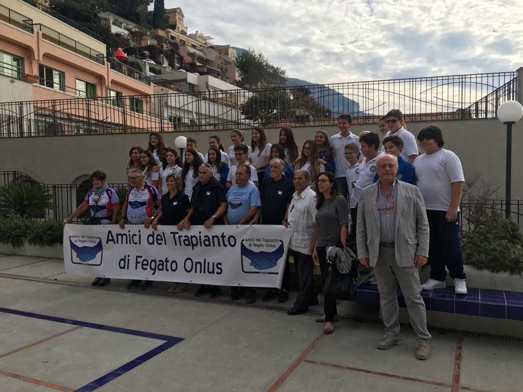 Granfondo Nazionale  Trapiantati (9 -13 ottobre 2018 quindicesima edizione )