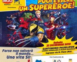 Anche tu puoi essere un super eroe