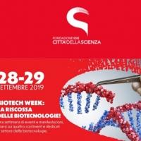 La riscossa delle BIOTECNOLOGIE!  28 e 29 settembre al Museo per celebrare la Biotech Week