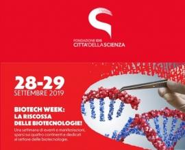La riscossa delle BIOTECNOLOGIE! |28 e 29 settembre al Museo per celebrare la Biotech Week