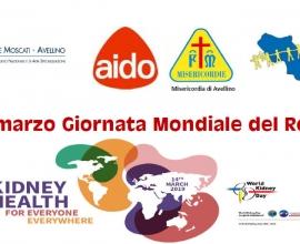 Giornata Mondiale del Rene 14 Marzo